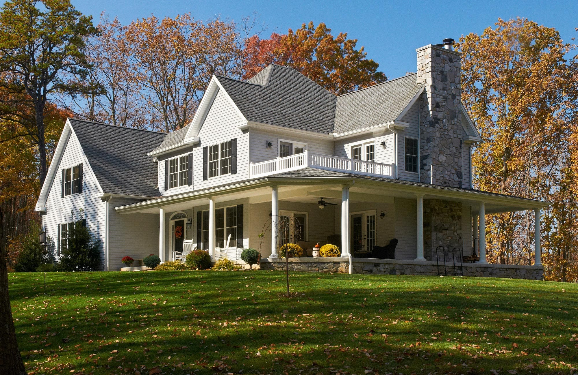Custom home builders in central pa foxbuilt inc for Home builder contractors