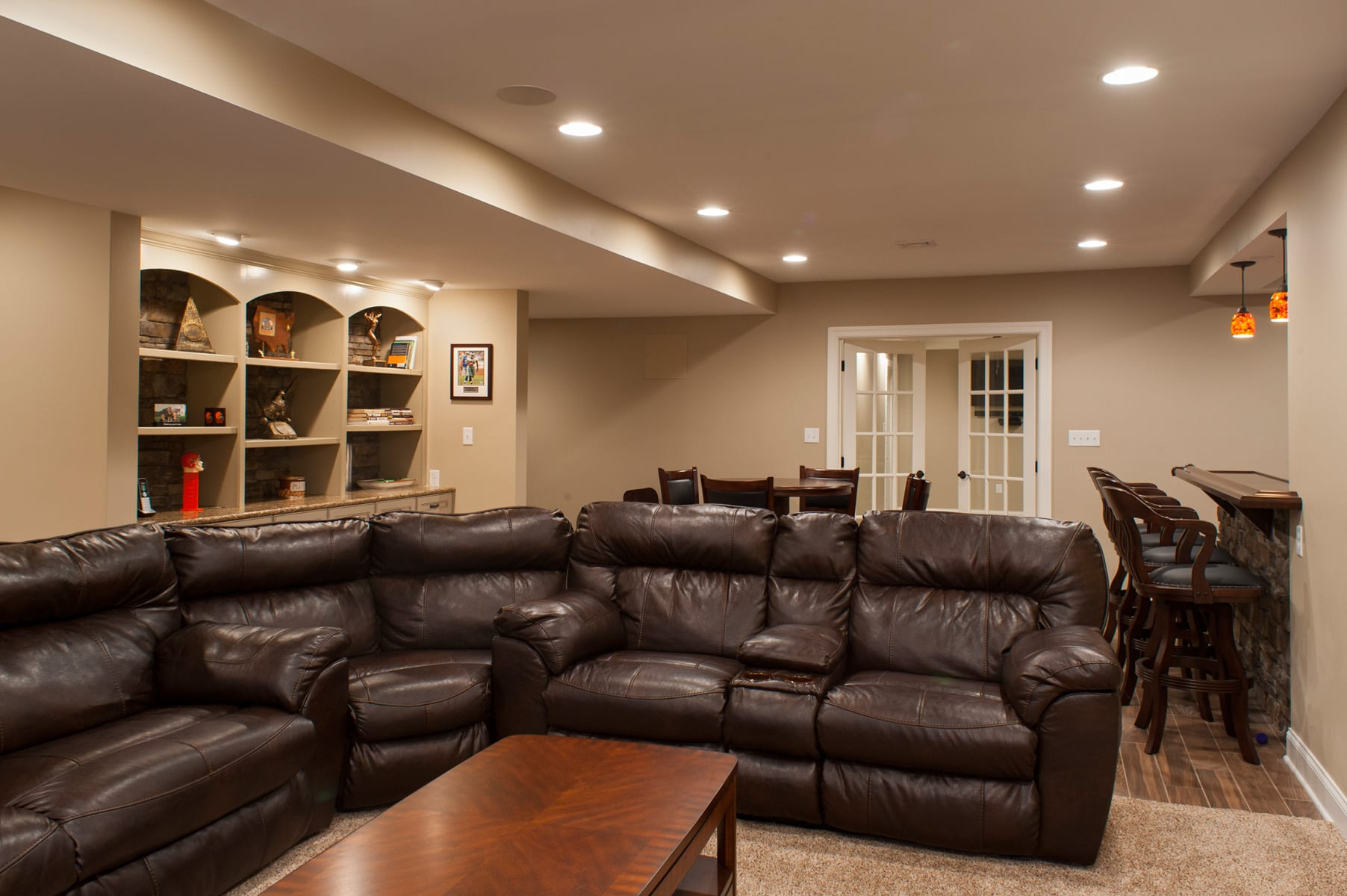 basement remodel photos. More Basement Remodel Projects » Photos