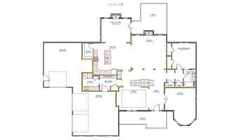 Custom Home Floor Plans