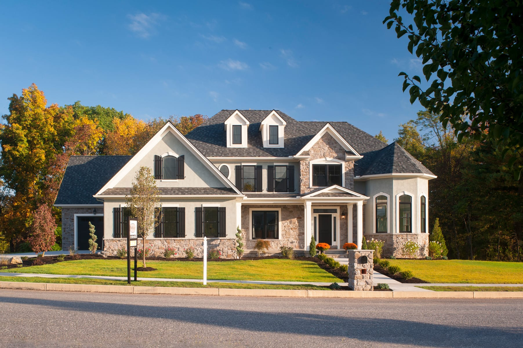 Plowman Ridge custom home