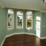 Plowman Ridge custom home windows