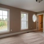 custom home guest bedroom