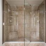 custom home shower