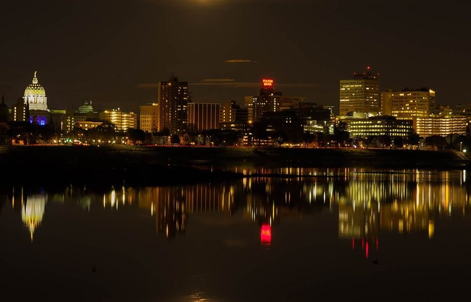 harrisburg-skyline-night