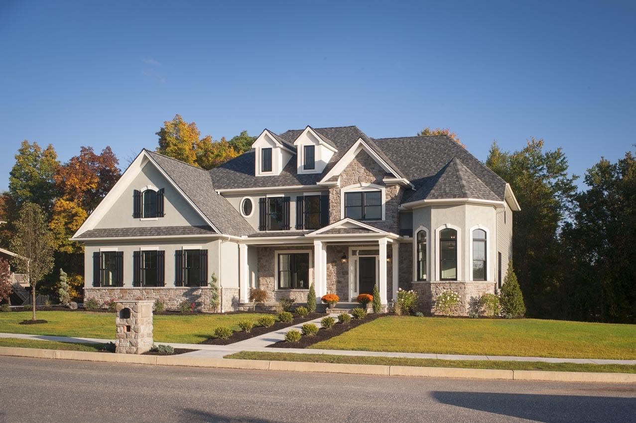 Custom Home Builders In Central Pa Foxbuilt Inc